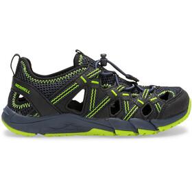 Merrell M-Hydro Choprock Shandal Sandals Children green/black